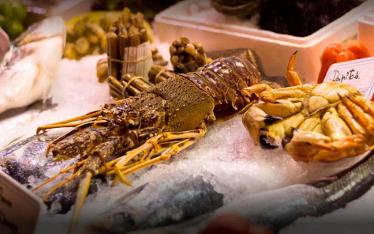 marisco barcelona seafood barcelona