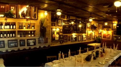Salón Marea Alta<br>60 comensales